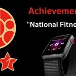 """Apple ปล่อย Achievements ใหม่ฉลอง """"National Fitness Day"""" ของประเทศจีน"""