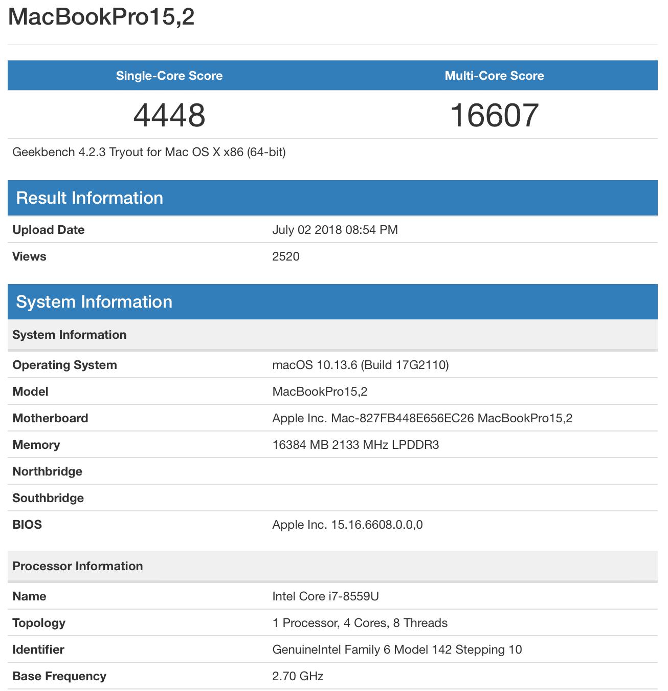 geekbench-new-macbook-pro-2018 2