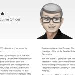 Apple เปลี่ยนหน้าเว็บผู้บริหารเป็น Memoji ฉลองวันอีโมจิโลก