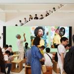 [ชมภาพ] Apple เปิดตัวสาขาเกียวโตประเทศญี่ปุ่นอย่างเป็นทางการแล้ว