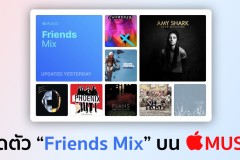 friends mix apple music