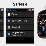 พบ Apple Watch Series 4 มาพร้อมจอ 384×480 พิกเซล ใหญ่ขึ้นกว่าเดิม 51%