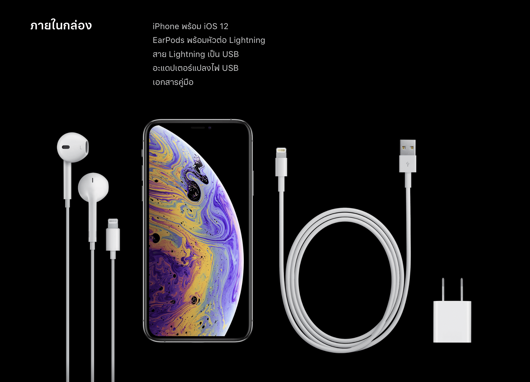 adapter lightning to 3.5mm not include in box iphone xs max xr 8 plus-1