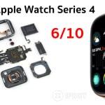 iFixit ชำแหละ Apple Watch Series 4 พบแบตเยอะขึ้น 4%, เปลี่ยนแบตและหน้าจอได้ง่าย
