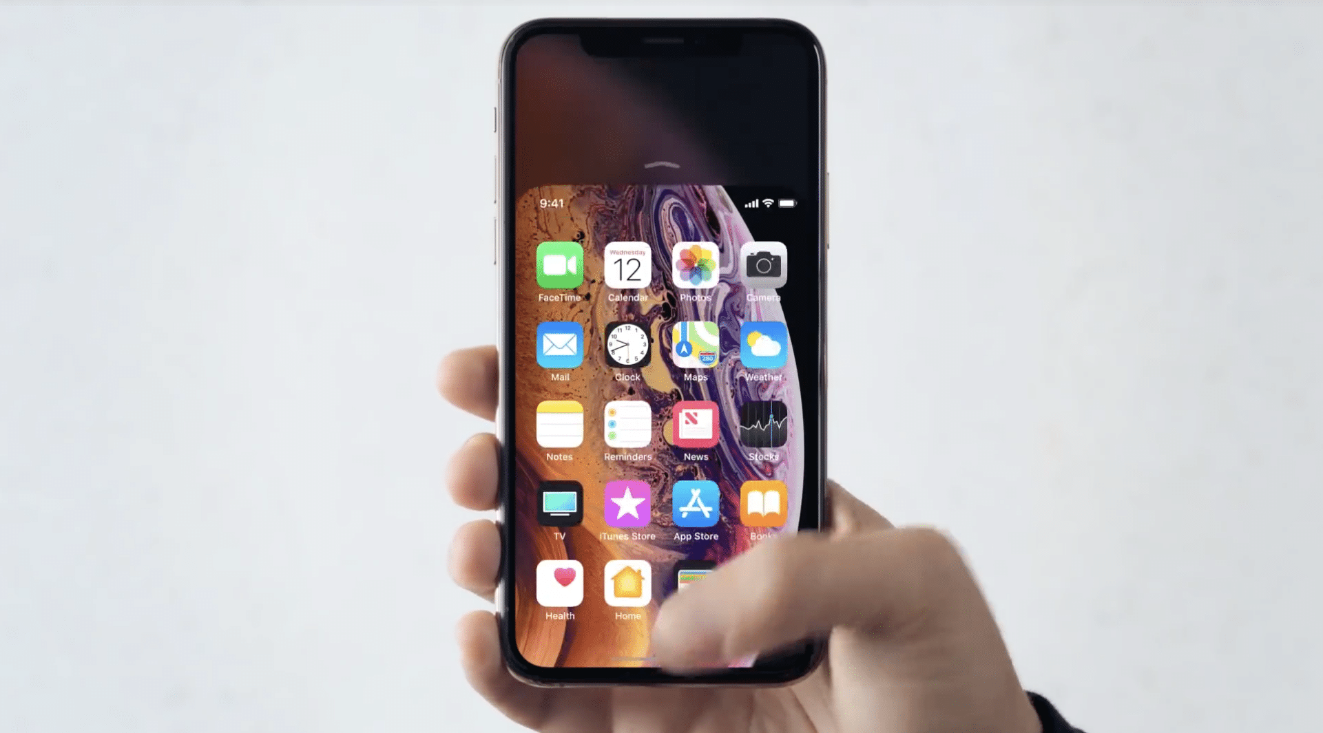 iPhone XS iPhone XS Max, and iPhone XR — Guided Tour 2