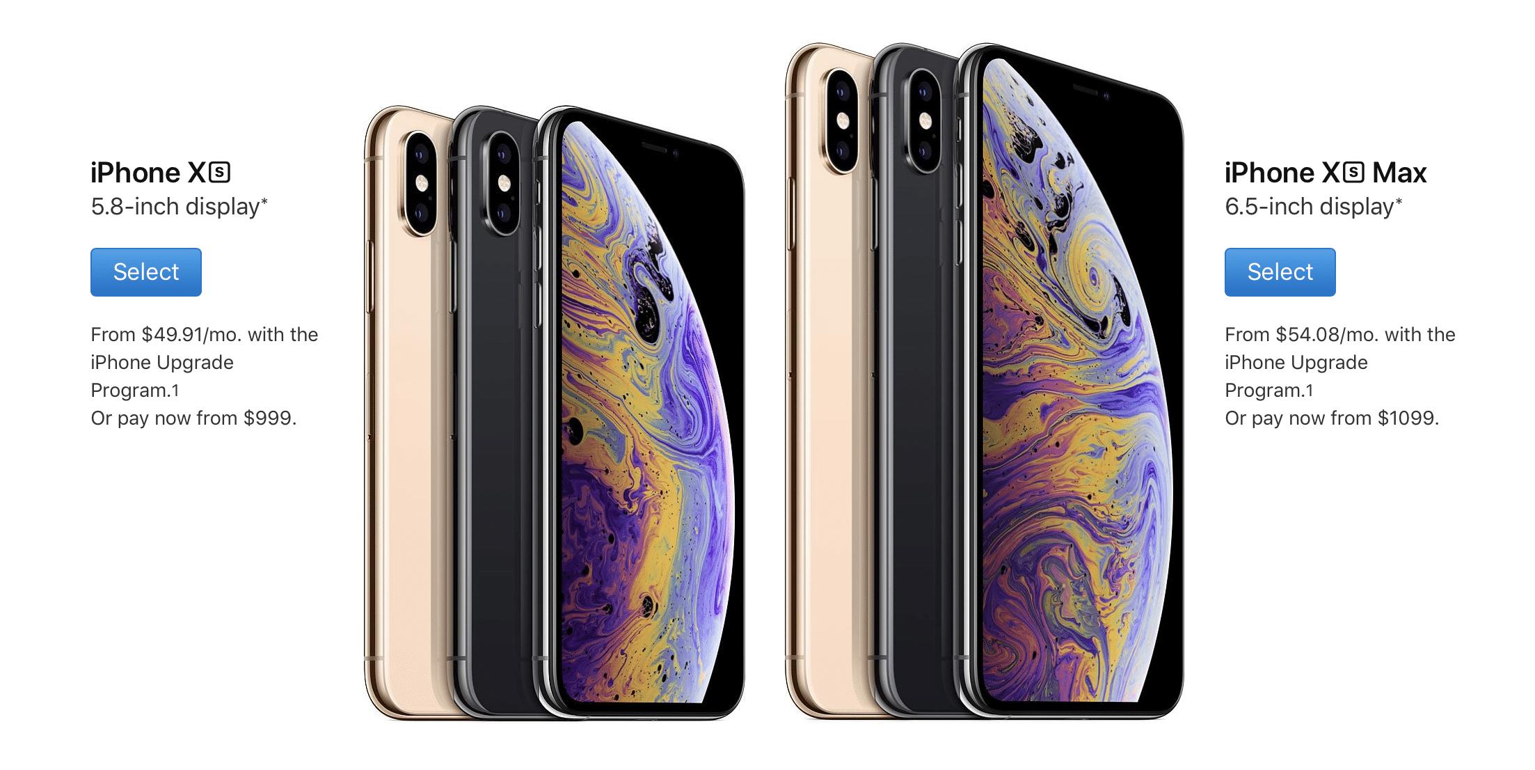 iPhone Xs max-6