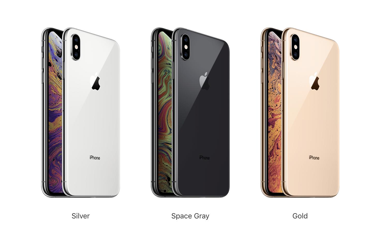 iPhone Xs max-7