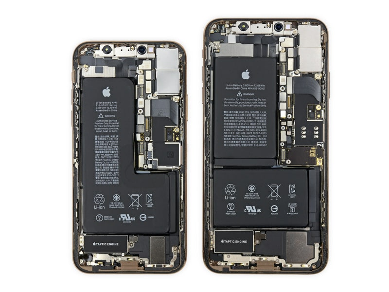 iphone-xs-and-xs-max-teardown by ifixit-1