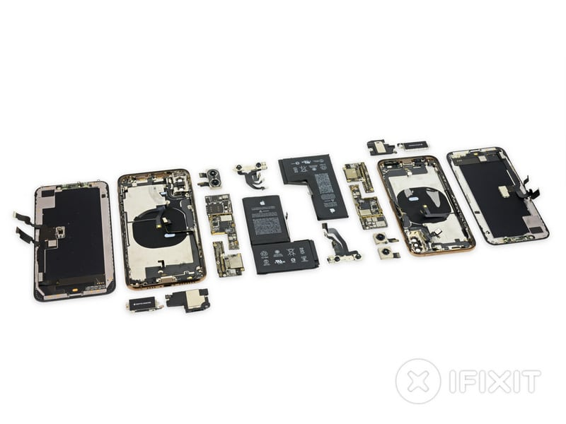 iphone-xs-and-xs-max-teardown by ifixit-2