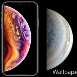 [แจก] Wallpaper iPhone Xs ก่อนเปิดตัวจริง ถ่ายโดย NASA