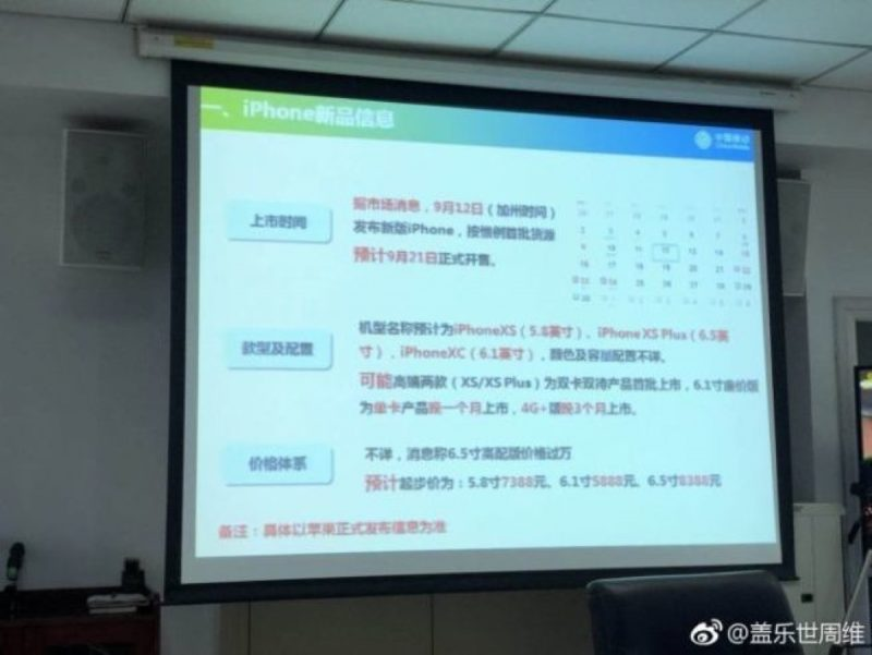 weibo-iPhone-XS-presentation-slide-800x601