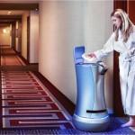 เปิดตัว Relay หุ่นยนต์สุดล้ำโดย True Robotics ช่วยส่งของ, ขึ้นลิฟท์เองได้, โทรศัพท์ได้, ช่วยลดต้นทุนบริการ