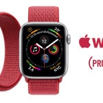 Apple เริ่มจำหน่ายสาย Sport Loop สีแดง PRODUCT(RED) สำหรับ Apple Watch ราคา 1,900 บาท