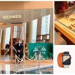 ร้าน Hermès ที่ห้าง ICONSIAM เปิดขาย Apple Watch Hermès เป็นสาขาแรกและสาขาเดียวในไทย