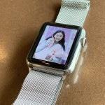 satchan-bnk48-macthai-apple-watch