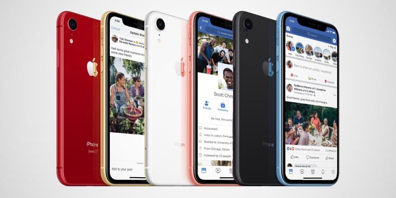 iphone-xr-facebook