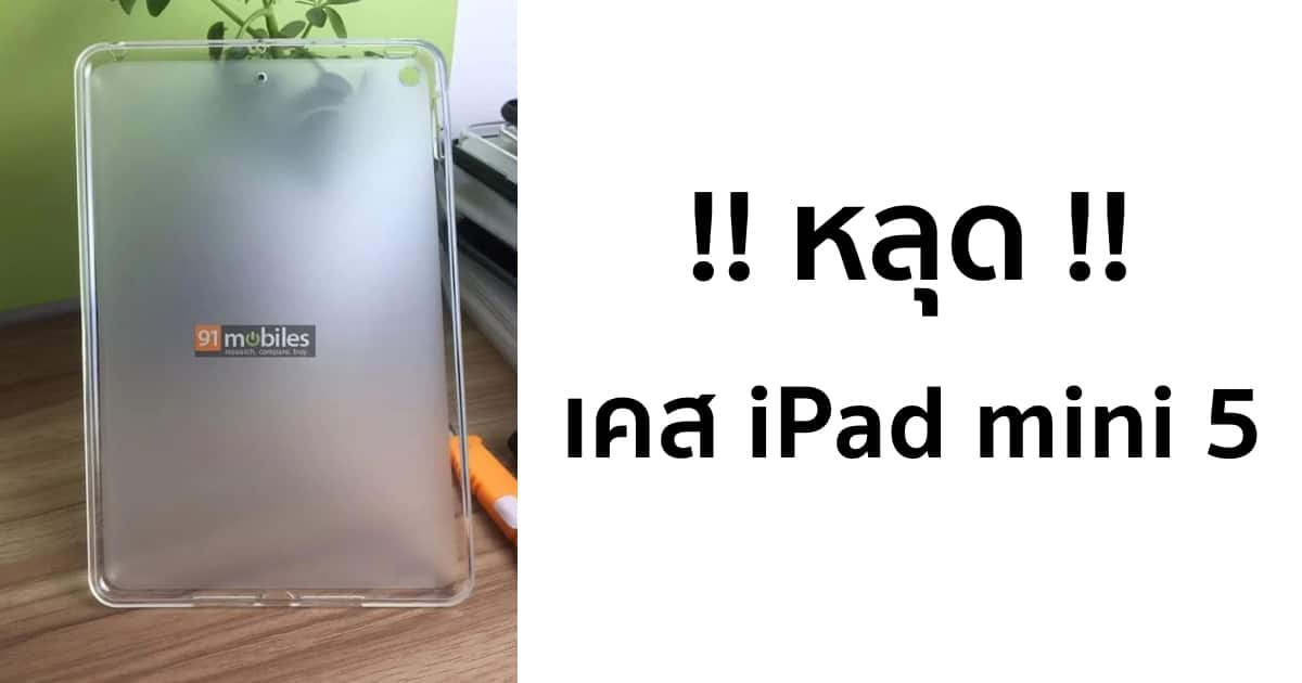 supposed-ipad-mini-5-case