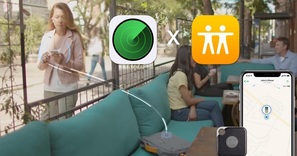 apple-tile-like-item-tracker-rumor find my iphone friends