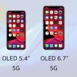 [ลือ] Apple อาจเปิดตัว iPhone ขนาด 5.4″, 6.7″ และ 6.1″ ใช้จอ OLED ทั้ง 3 รุ่น ในปี 2020