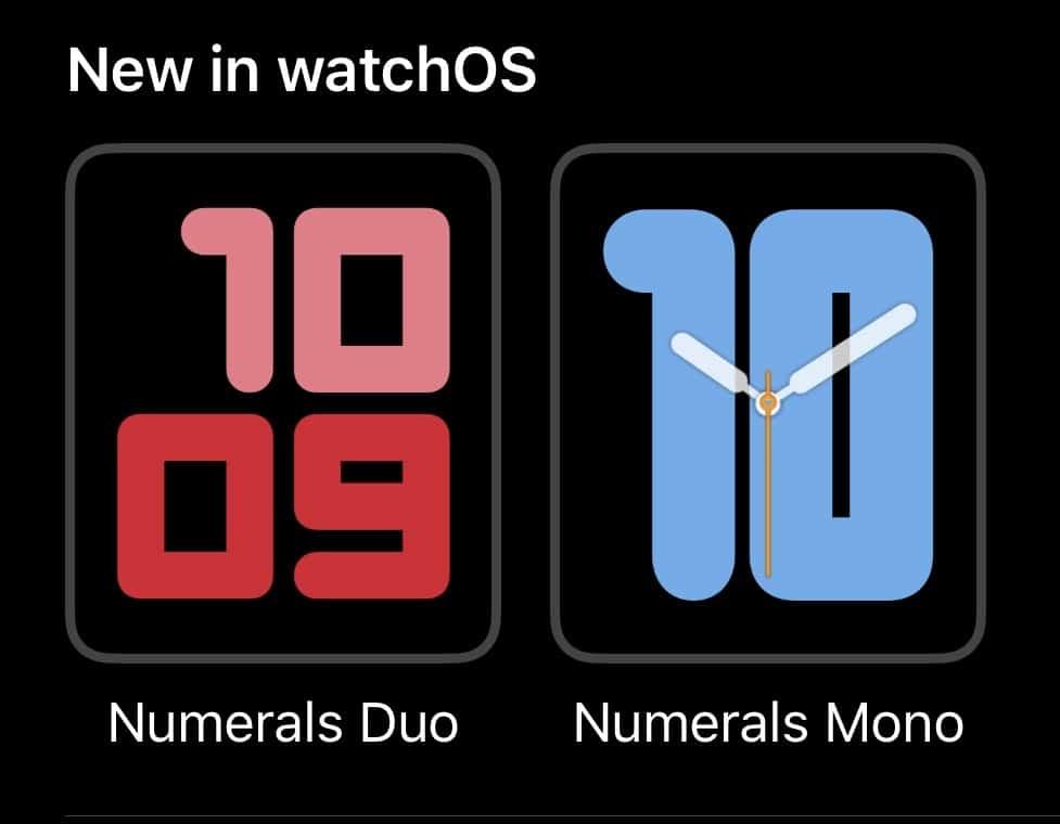 watch face watchos 6