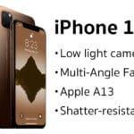 iPhone 11 Pro อาจมาพร้อมกล้องถ่ายในที่แสงน้อยได้ดีขึ้น, Face ID รุ่นใหม่, ทนการตกได้มากขึ้น