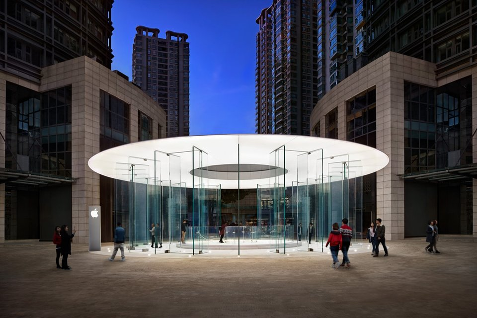 Apple Kunming