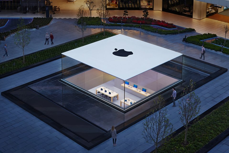 Apple Zorlu Center turkey