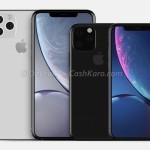 [ลือ] ไอโฟนรุ่นใหม่ทั้ง 3 รุ่น จะใช้ชื่อว่า iPhone 11, iPhone 11 Pro และ iPhone 11 Pro Max