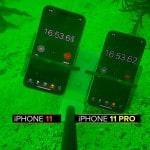 [ชมคลิป] ทดสอบกันน้ำ iPhone 11 และ 11 Pro พบลึก 12 เมตร 30 นาทีก็ยังสบาย !!~