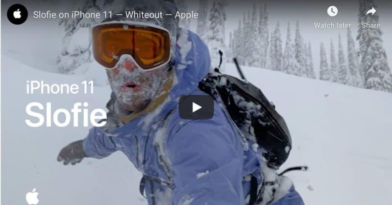 "Apple ปล่อยโฆษณา iPhone 11 ใหม่ โชว์ฟีเจอร์ ""Slofie"" ถ่ายวิดีโอ Slow-motion ด้วยกล้องหน้าได้"