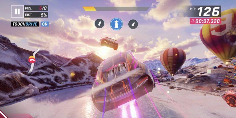 Gameloft ปล่อยเกมรถแข่ง Asphalt 9 ที่ถูกพัฒนาด้วย Catalyst บน Mac App Store แล้ว !!