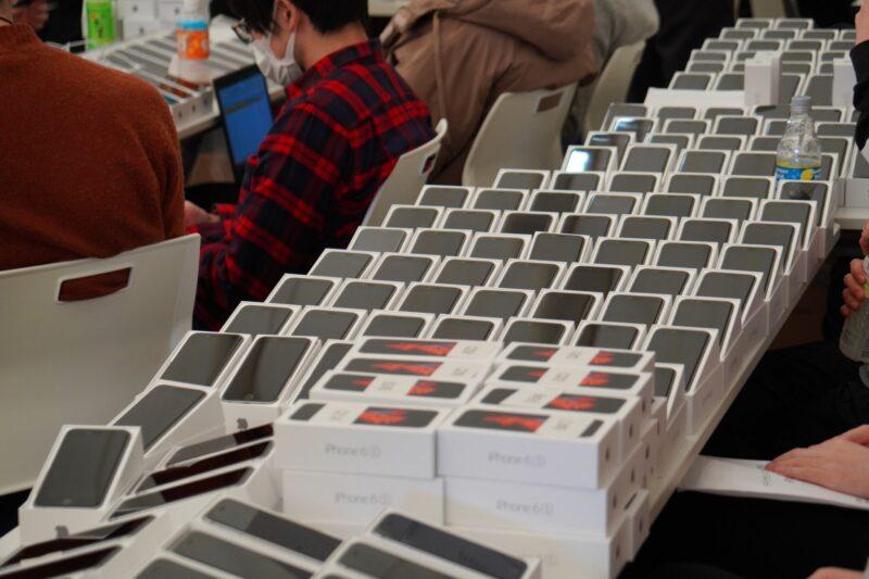 สาธารณสุขญี่ปุ่นมอบ iPhone 2,000 เครื่องแก่ผู้โดยสารที่ถูกกักอยู่บนเรือสำราญซึ่งพบผู้ติดเชื้อ COVID-19 กว่า 200 คนแล้ว!