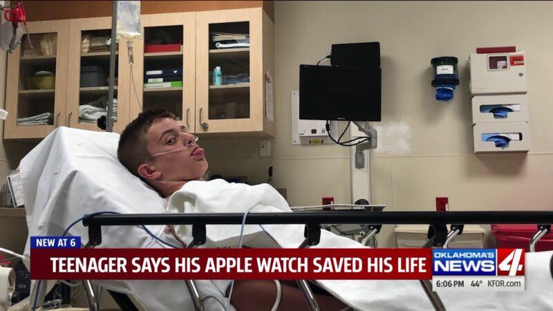 Apple Watch ช่วยชีวิตเด็กหนุ่ม นักกีฬาโรงเรียน ใน Oklahoma หลังพบปัญหาหัวใจเต้นเร็วผิดปกติ
