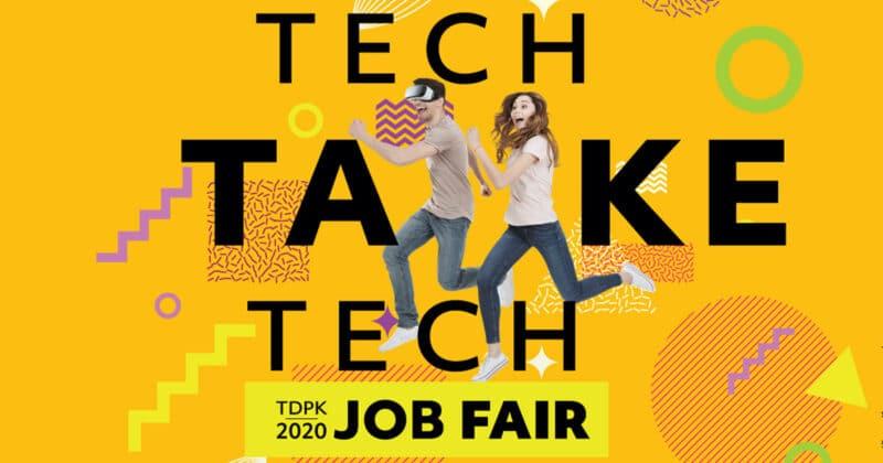 6 สิ่งที่ควรรู้ก่อนจบ เทคนิคหางานในสายเทคโนโลยี Tech Company และชวนไปงาน TECH TAKE TECH