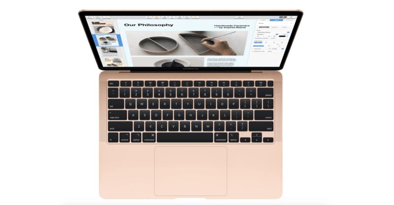 ผล Benchmark ของ MacBook Air รุ่นล่าสุดไวกว่ารุ่นก่อนหน้าสูงสุด 63% แต่ยังไม่เร็วเท่า iPad Pro ปี 2018!?