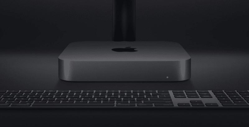 Apple เปิดตัว Mac mini รุ่นใหม่ 2020 ใช้ RAM DDR4 ความจุสูงสุด 2TB เริ่มต้น 25,400 บาท