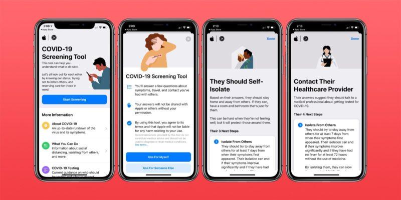 Apple อัพเดทแอปให้ความรู้ข้อมูลด้าน COVID-19 ในสหรัฐฯ เวอร์ชั่นใหม่ พร้อมฟีเจอร์เพิ่มเติม