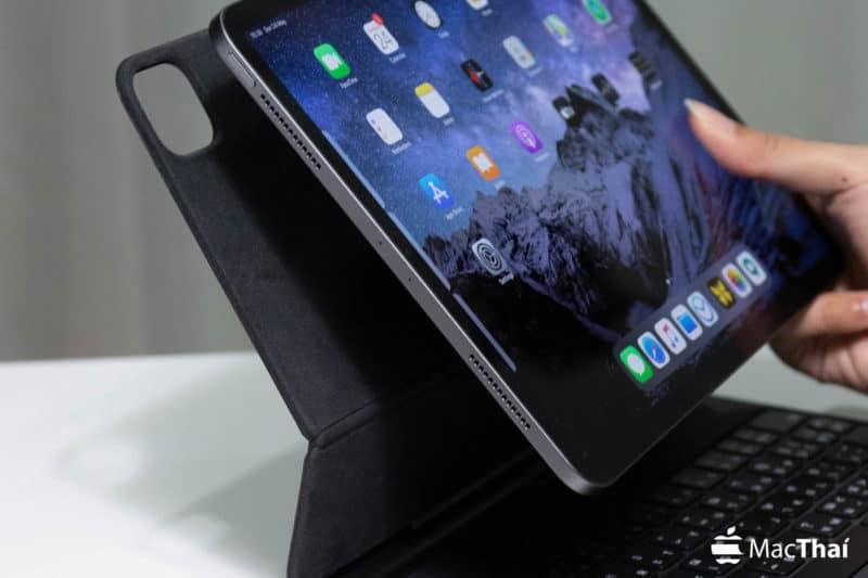 """รีวิว: """"iPad Pro 2020 + Magic Keyboard"""" จอสวย กล้องเทพ ของเล่นเยอะ ใกล้เคียงคอมพิวเตอร์ แต่ก็ยังไม่ใช่อยู่ดี"""