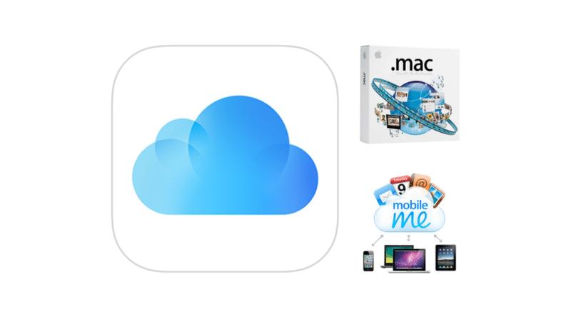 รู้จัก iTools, .Mac และ MobileMe บริการออนไลน์ของ Apple ในอดีตก่อนจะมาเป็น iCloud