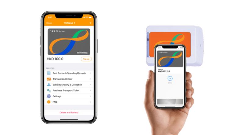 Apple Pay รองรับบัตร Octopus ของฮ่องกงแล้ว เพิ่มบัตรใช้สแกนเข้ารถไฟฟ้าได้ทันที