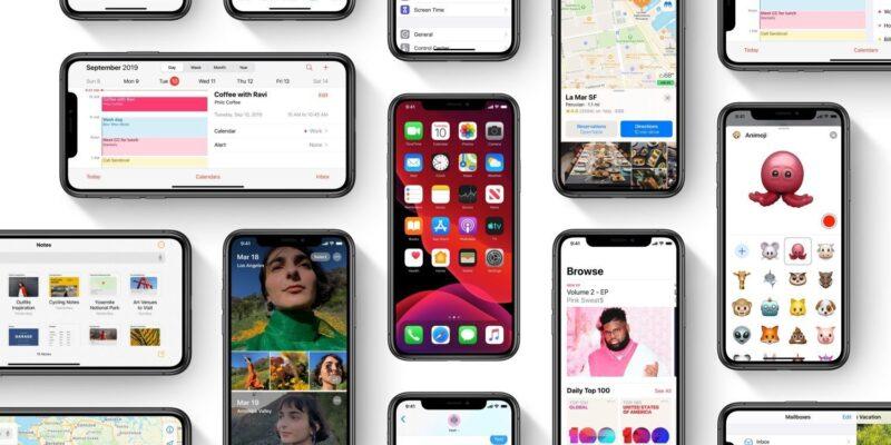 รายงานสื่อนอกอ้าง iOS 14 จะรองรับ iPhone ทุกรุ่นที่สามารถทำงานกับ iOS 13 ได้!!