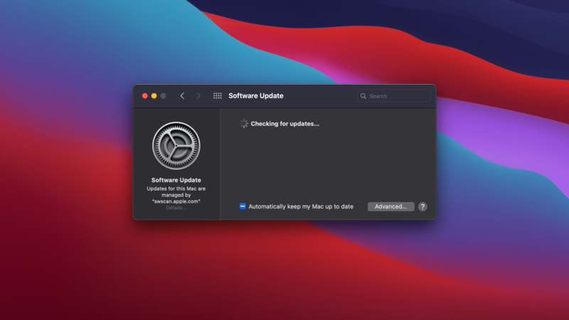 Apple ยืนยันว่า การติดตั้งการอัปเดตซอฟต์แวร์ macOS จะไวขึ้นอย่างแน่นอนใน macOS Big Sur !!