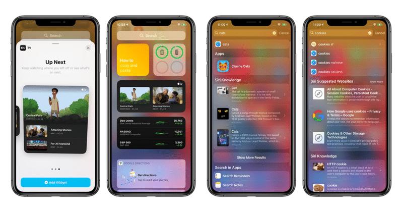 Apple ปล่อย iOS 14 beta 4 เพิ่ม Apple TV Widget, ปรับปรุงการค้นหา และนำ 3D Touch กลับมาแล้ว