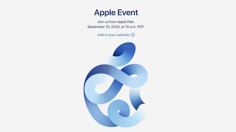 Apple ประกาศวันเปิดตัว iPhone 12 แล้ว!! วันที่ 15 กันยายนปีนี้ คาดไอโฟนใหม่ มีสีน้ำเงิน