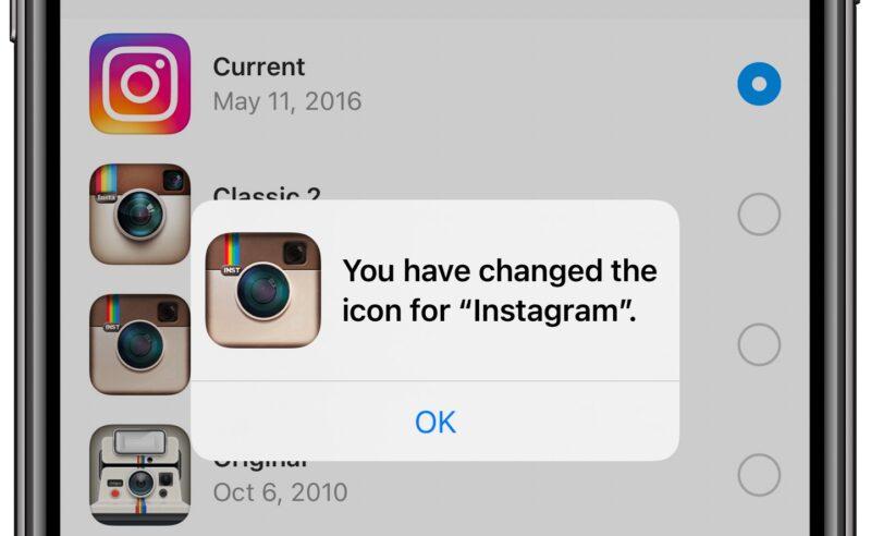 Instagram ต้อนรับครบรอบ 10 ปี เปิดให้ผู้ใช้เปลี่ยนไอคอนของแอปเป็นเวอร์ชั่นเก่า ๆ ได้