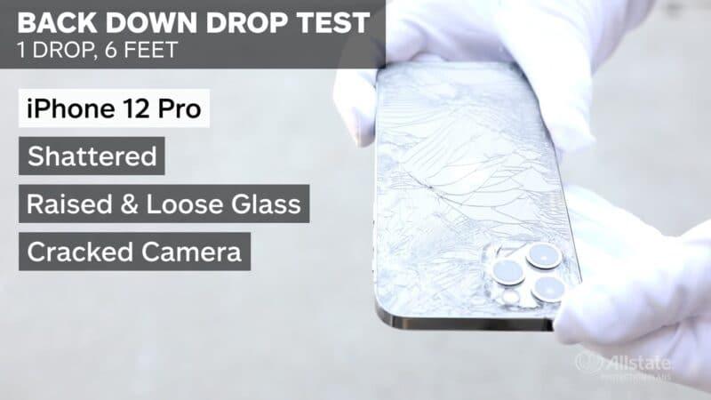 ผลการทดสอบ Drop Test พบ iPhone 12 แข็งแรงกว่าทุกสมาร์ทโฟน – AllState