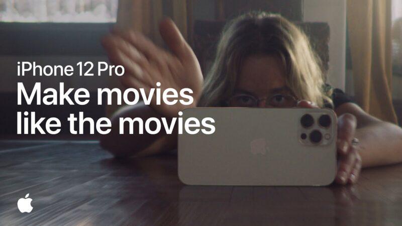 Apple ออกโฆษณา 'Make movies like the movies' ชวนถ่ายภาพยนตร์ด้วย iPhone 12 Pro และ Dolby Vision