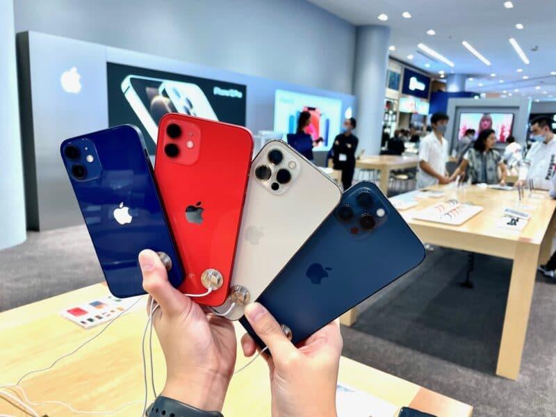 เป็นเจ้าของ iPhone 12 / 12 mini / 12 Pro Max ได้แล้ววันนี้ที่ Power Mall ทุกสาขา เริ่ม 25,000 บาท หรือผ่อนเพียง 720 บาทต่อเดือน*