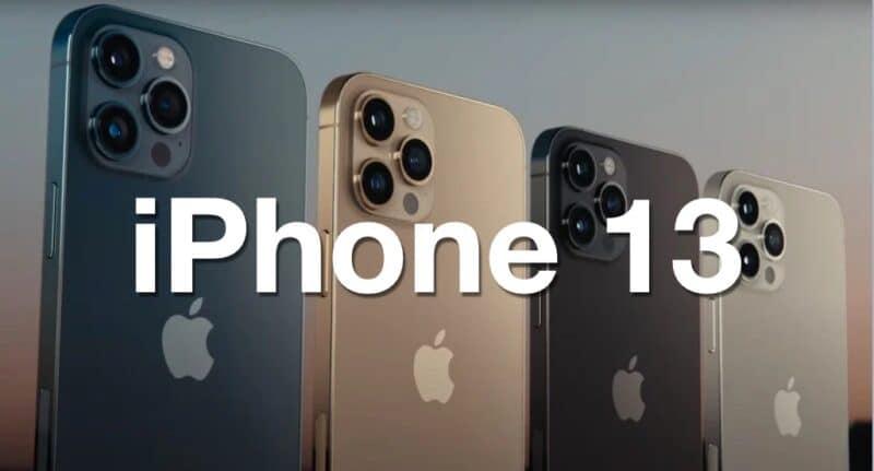 [ลือ] iPhone 13 จะมาพร้อมกับจอภาพ 120Hz แต่จำกัดเฉพาะรุ่น Pro เท่านั้น