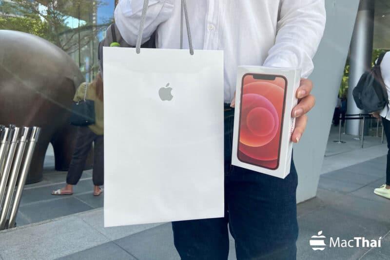 บรรยากาศเปิดขาย iPhone 12 วันแรก Apple Store สรุปรายละเอียด ต้องต่อคิวมั้ย รอนานแค่ไหน